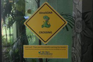 Interactive Dinosaur Garden Revitalization at Palm Beach Children's Hospital